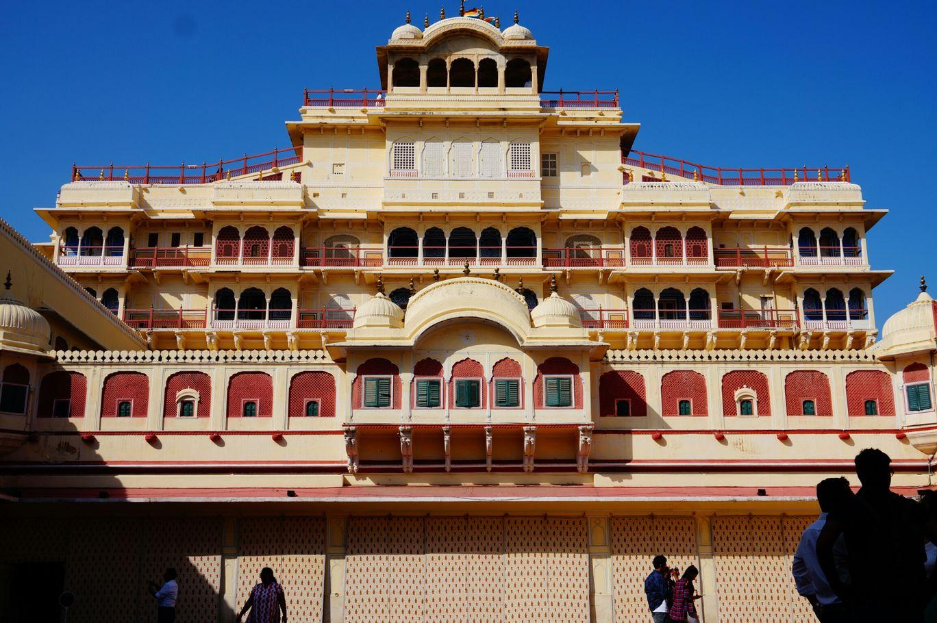 Photo of City Palace By karambir chauhan