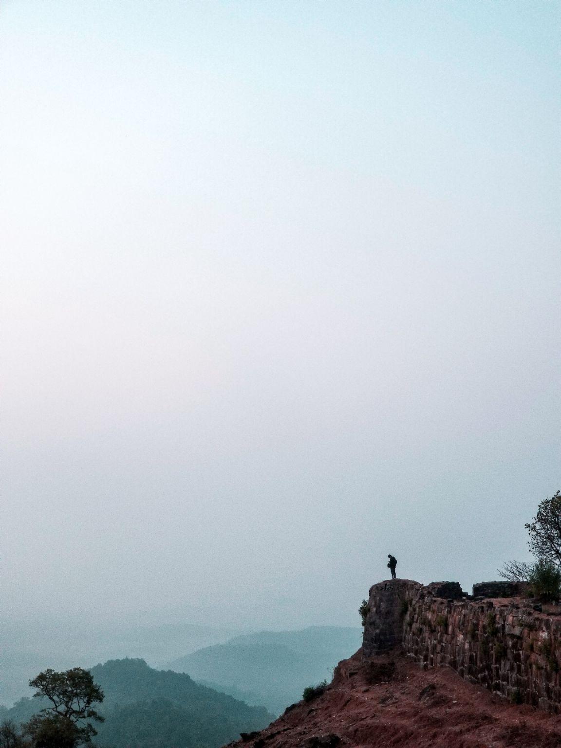 Photo of Kavaledurga Fort Trekking Path By Shravan Kumar