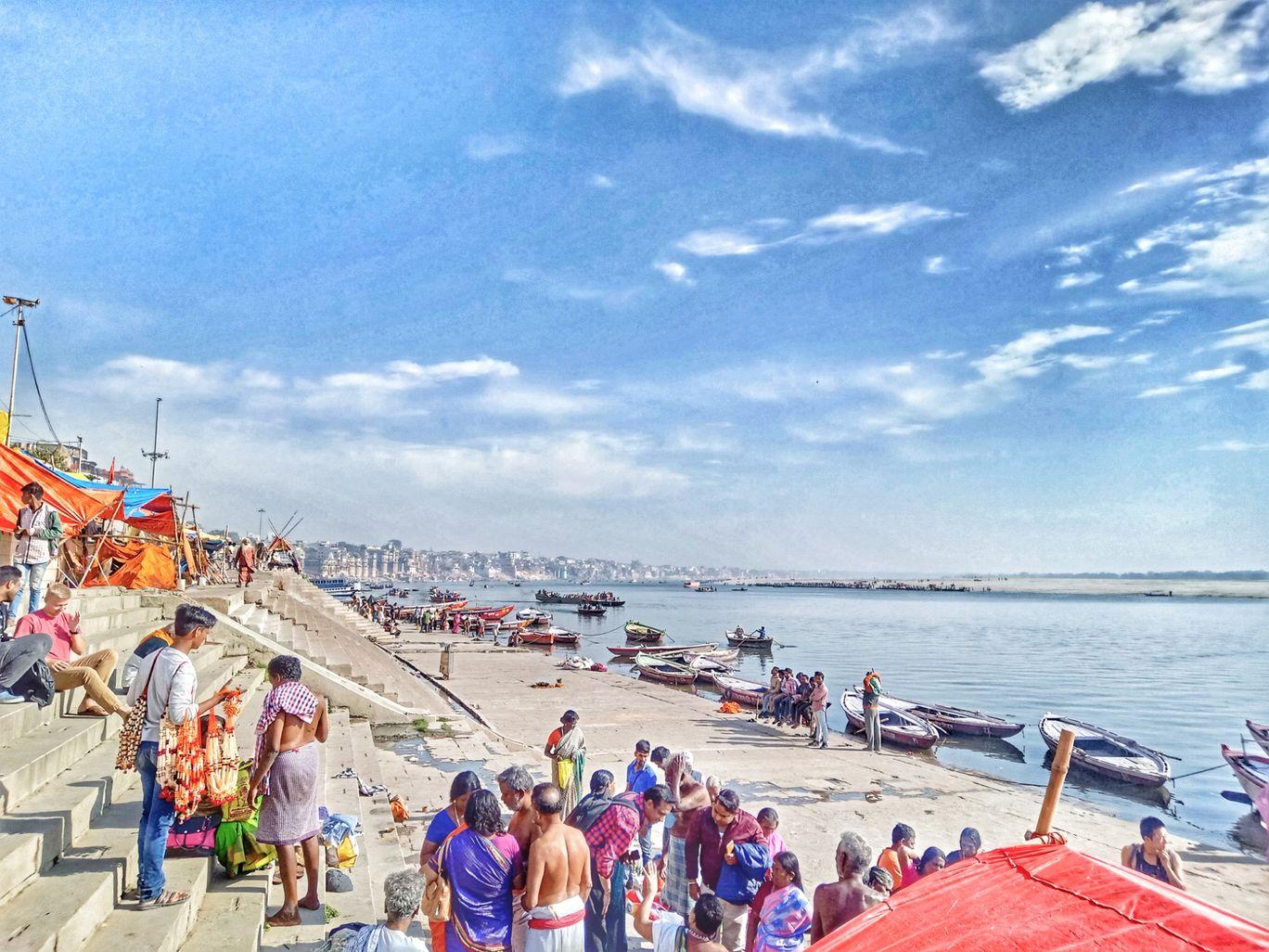 Photo of Varanasi By Ankur Pandey