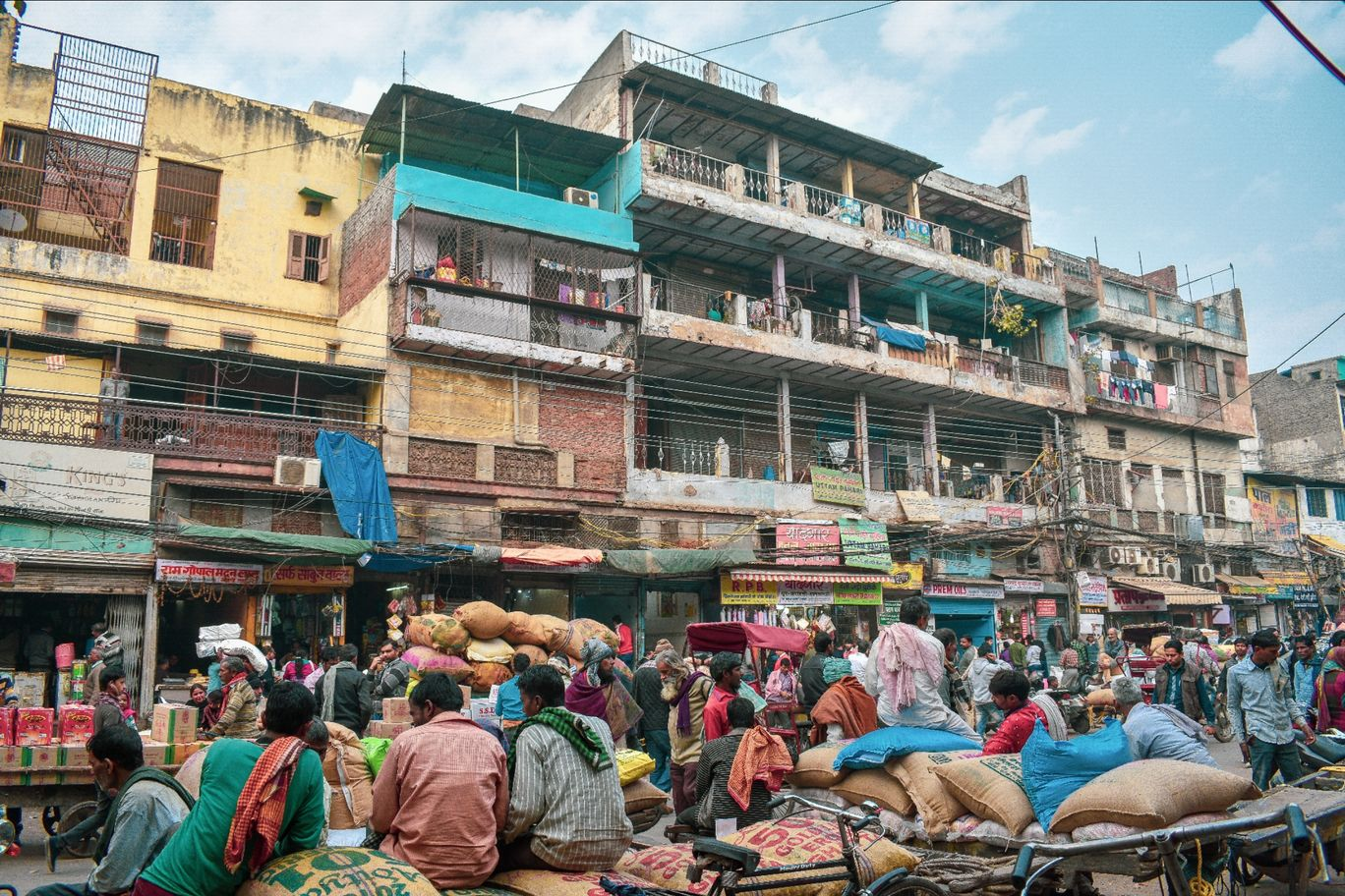 Photo of Old Delhi By VAIBHAV GUPTA