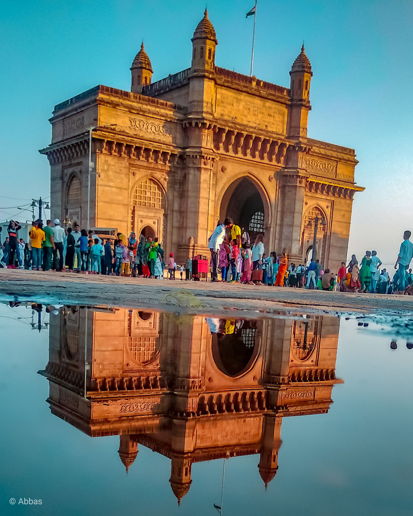Photo of Gate Way Of India By Abbas Leel