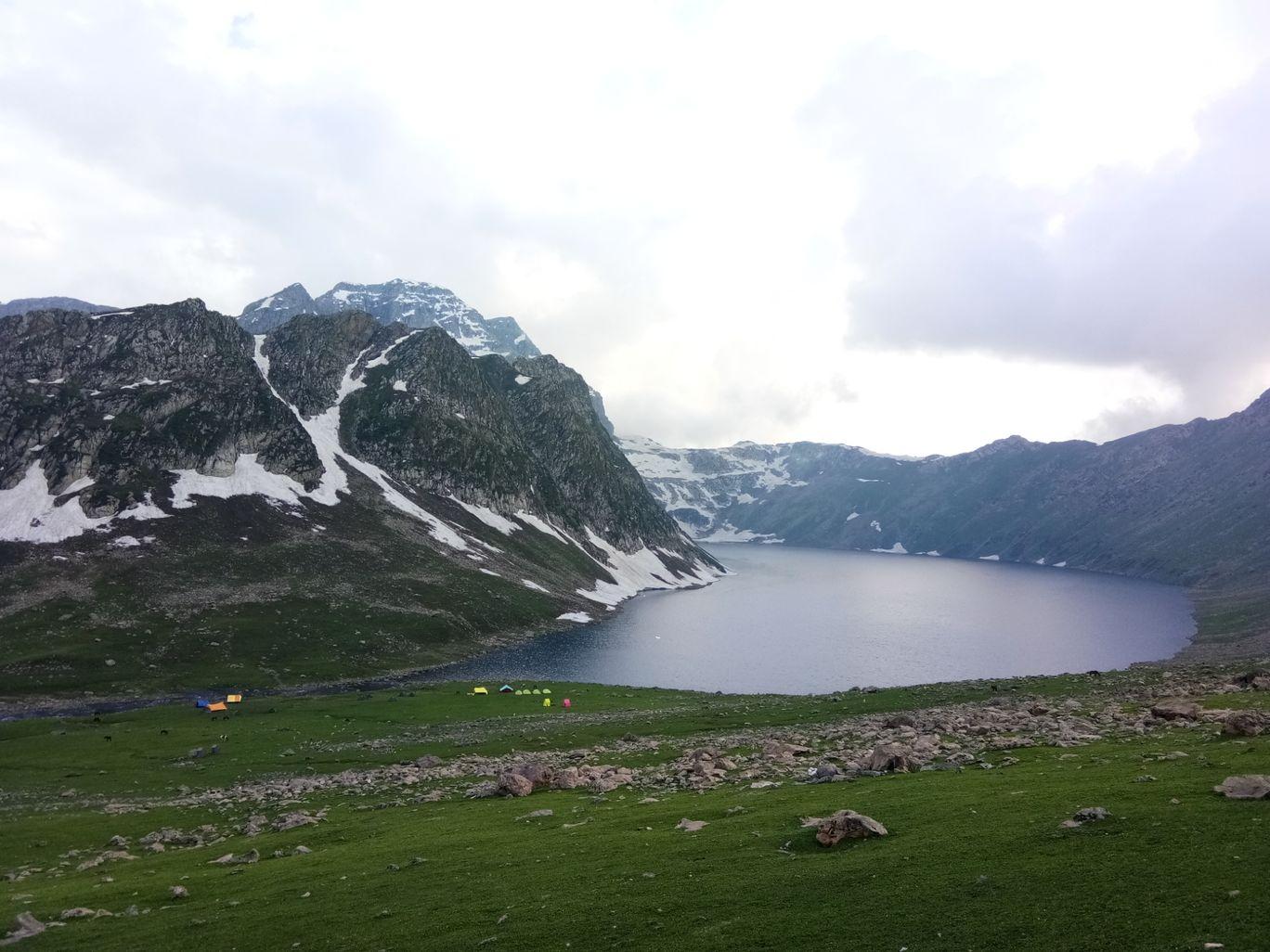 Photo of Tarsar Lake By Irfan mir