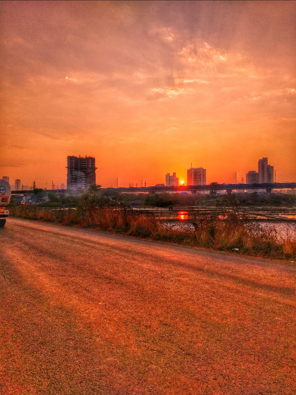 Photo of BPT Road By Ankush Verma