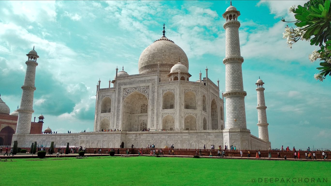 Photo of Agra By Deepak Ghoran