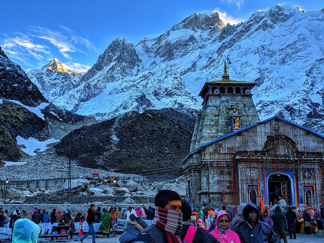 Photo of Kedarnath By Lalit Teshwar