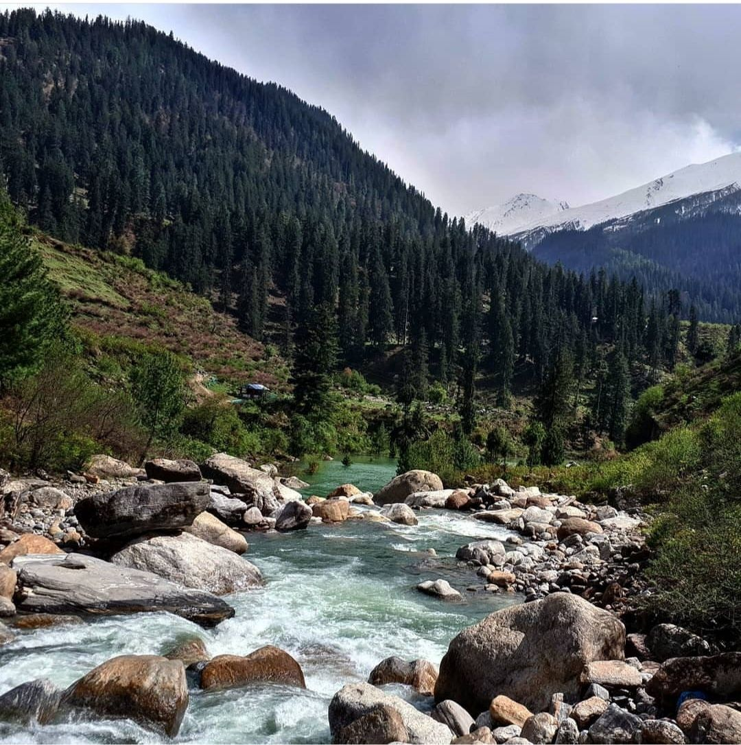 Photo of Parvati Valley By Ritika sharma