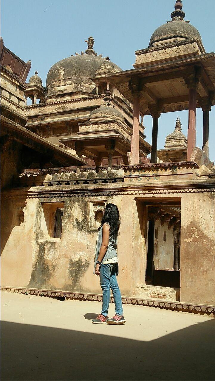 Photo of Orchha Fort By anubha jain