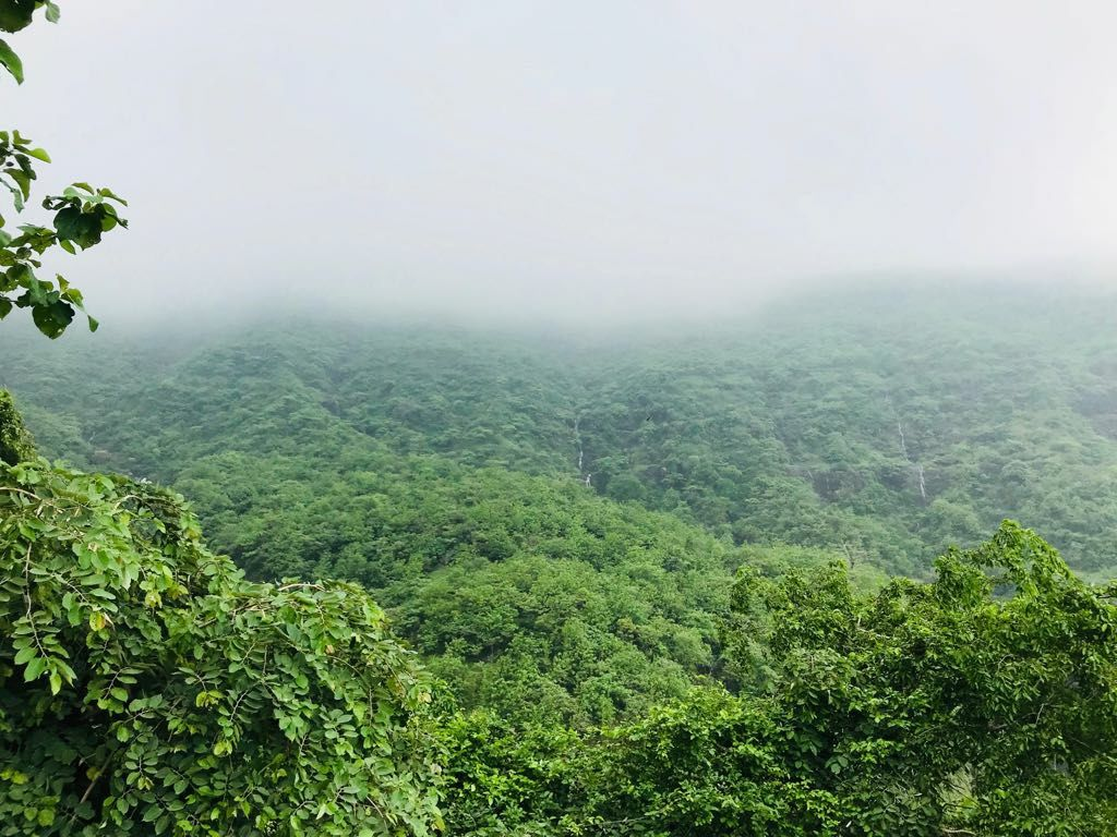 Photo of Pavagadh Hills By Nirmal Gandhi
