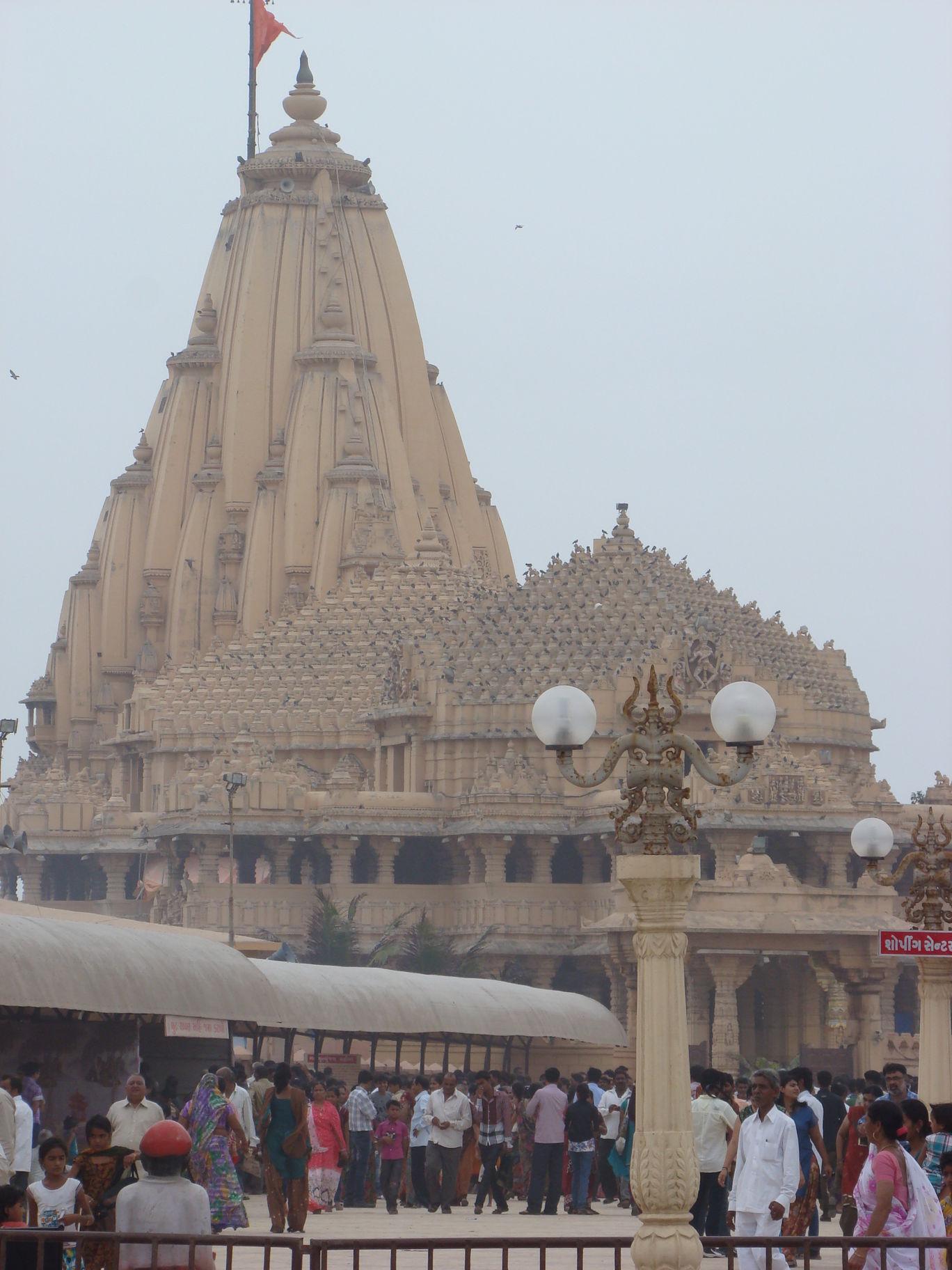 Photo of Shree Somnath Jyotirlinga Temple By aashish