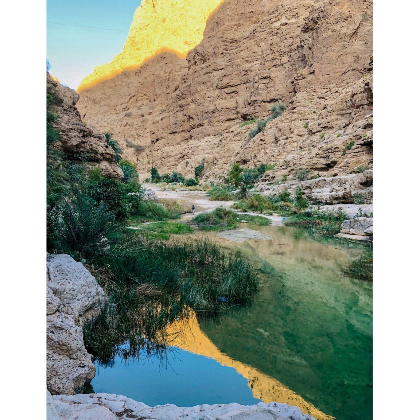 Photo of Wadi Ash Shab By Kid-.