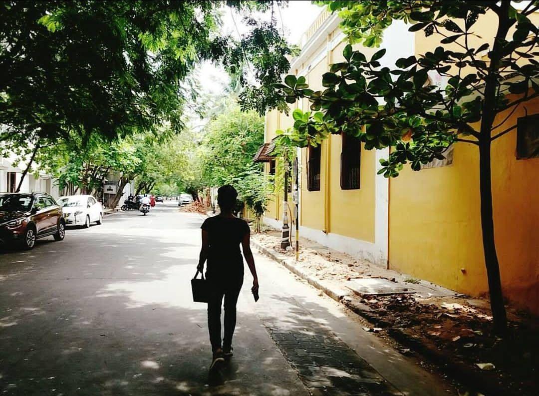 Photo of Pondicherry By ANANYA DAS