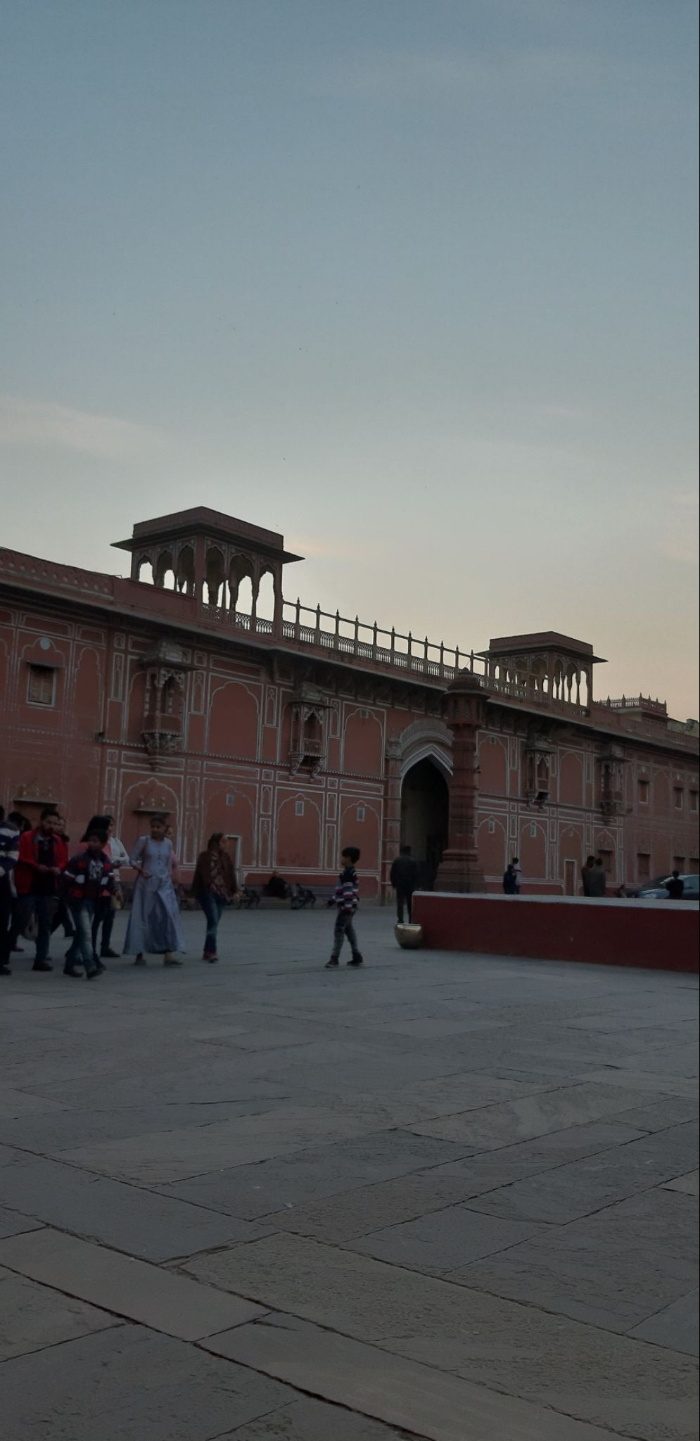 Photo of City Palace Jaipur By Hradayesh Roy