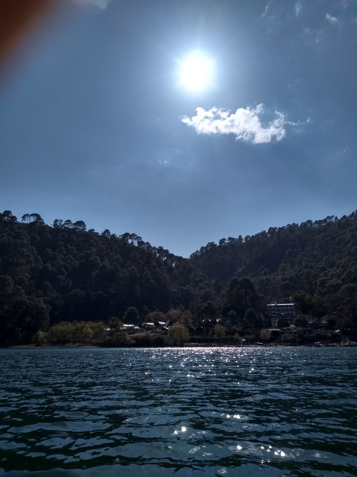 Photo of Sattal Lake By Neelima Sharan
