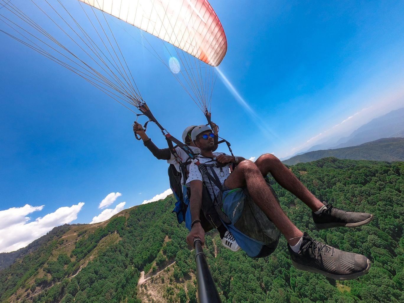 Photo of Bir Billing Paragliding By Darren Borges