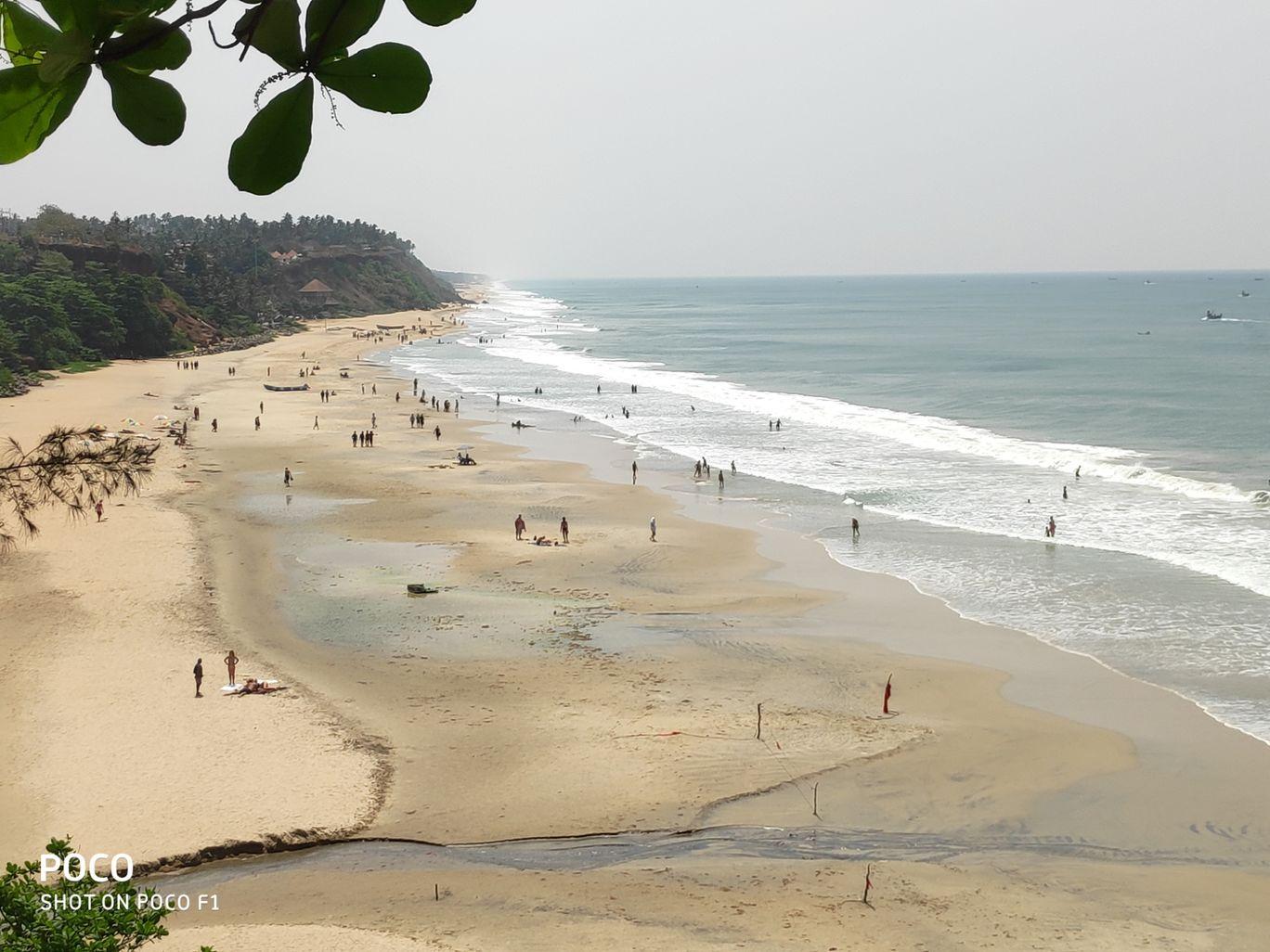 Photo of Varkala cliff By Shashidhar Reddy