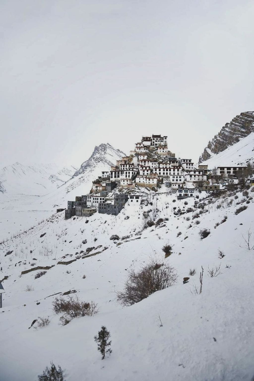 Photo of Key Gompa By Abhijeet Bagul