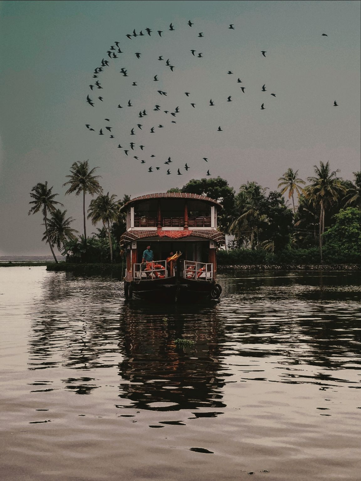 Photo of Alleppey By Ritesh Rao