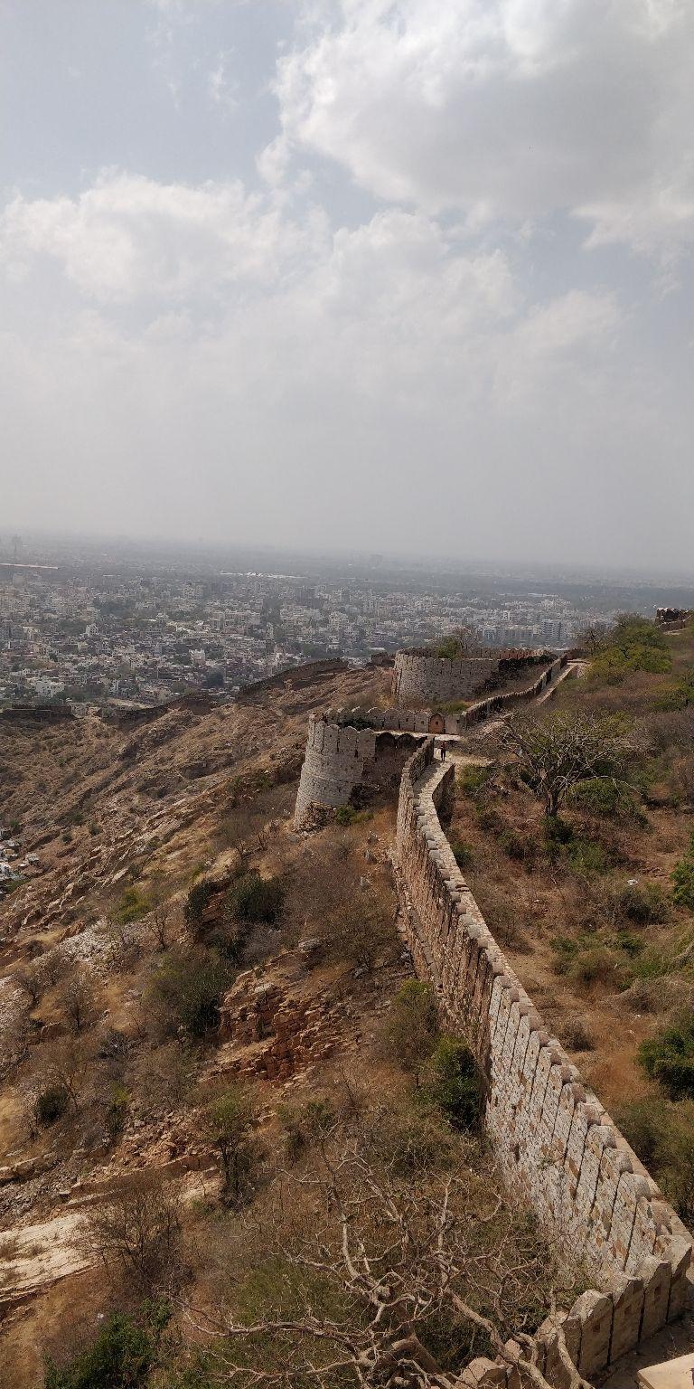 Photo of Nahargarh Fort By aekansh saini