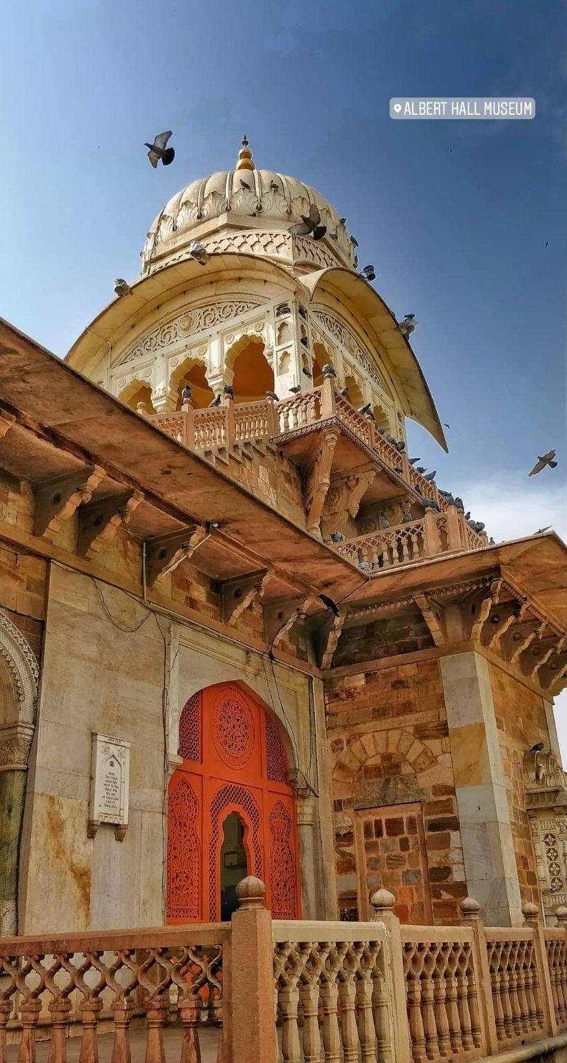 Photo of Albert Hall Museum By aekansh saini