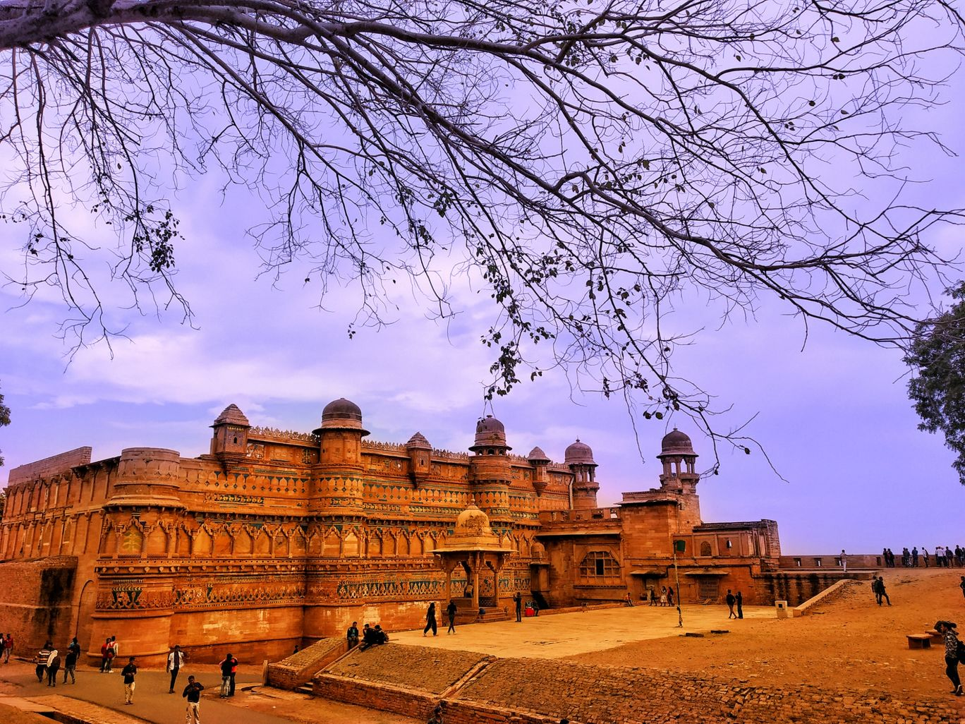 Photo of Gwalior Fort By Ankit Aggarwal