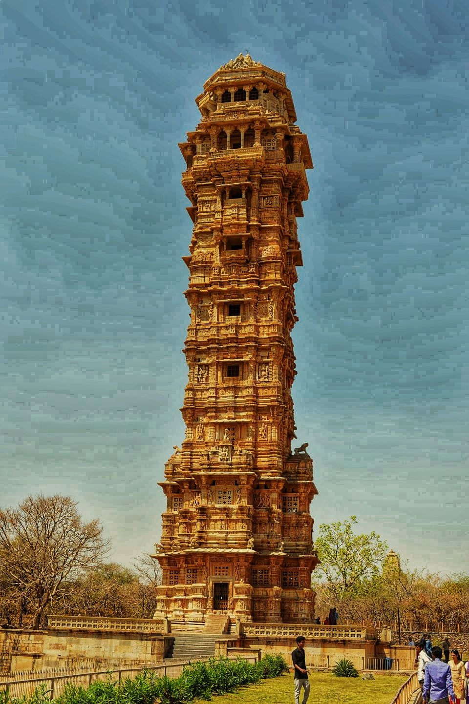 Photo of Chittorgarh Fort By akash