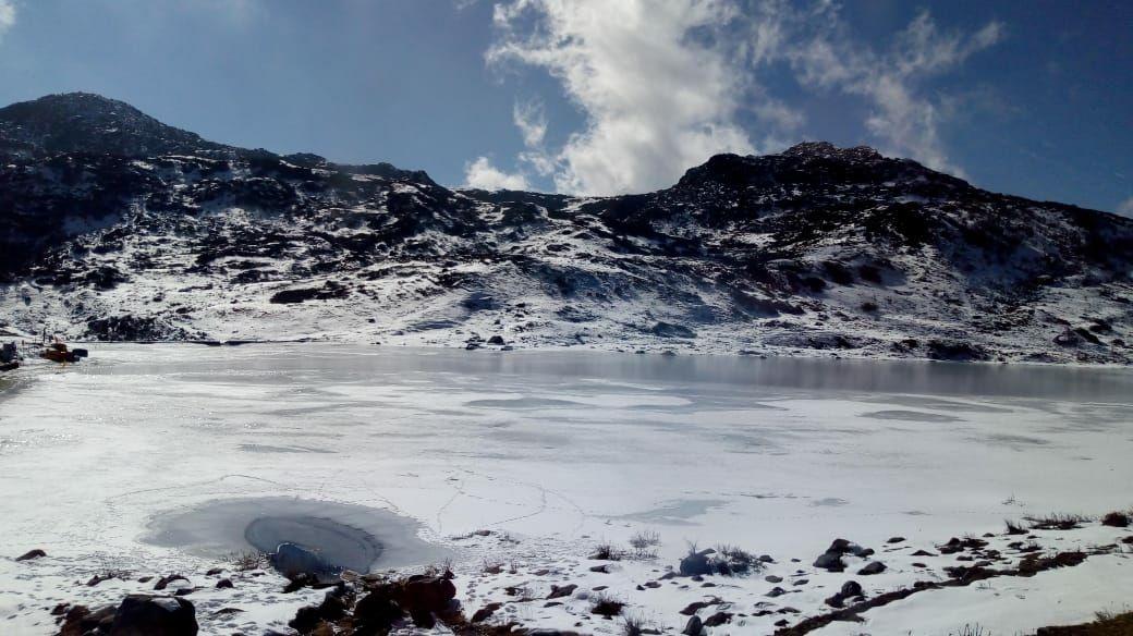 Photo of Tsongmo Lake By Rupsa Biswas