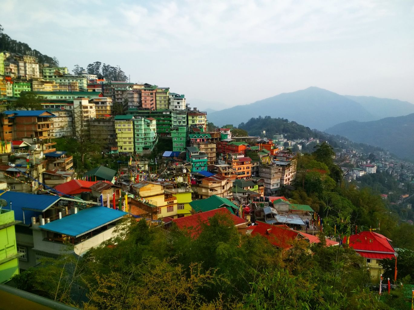 Photo of Gangtok By Urvshi Rathore