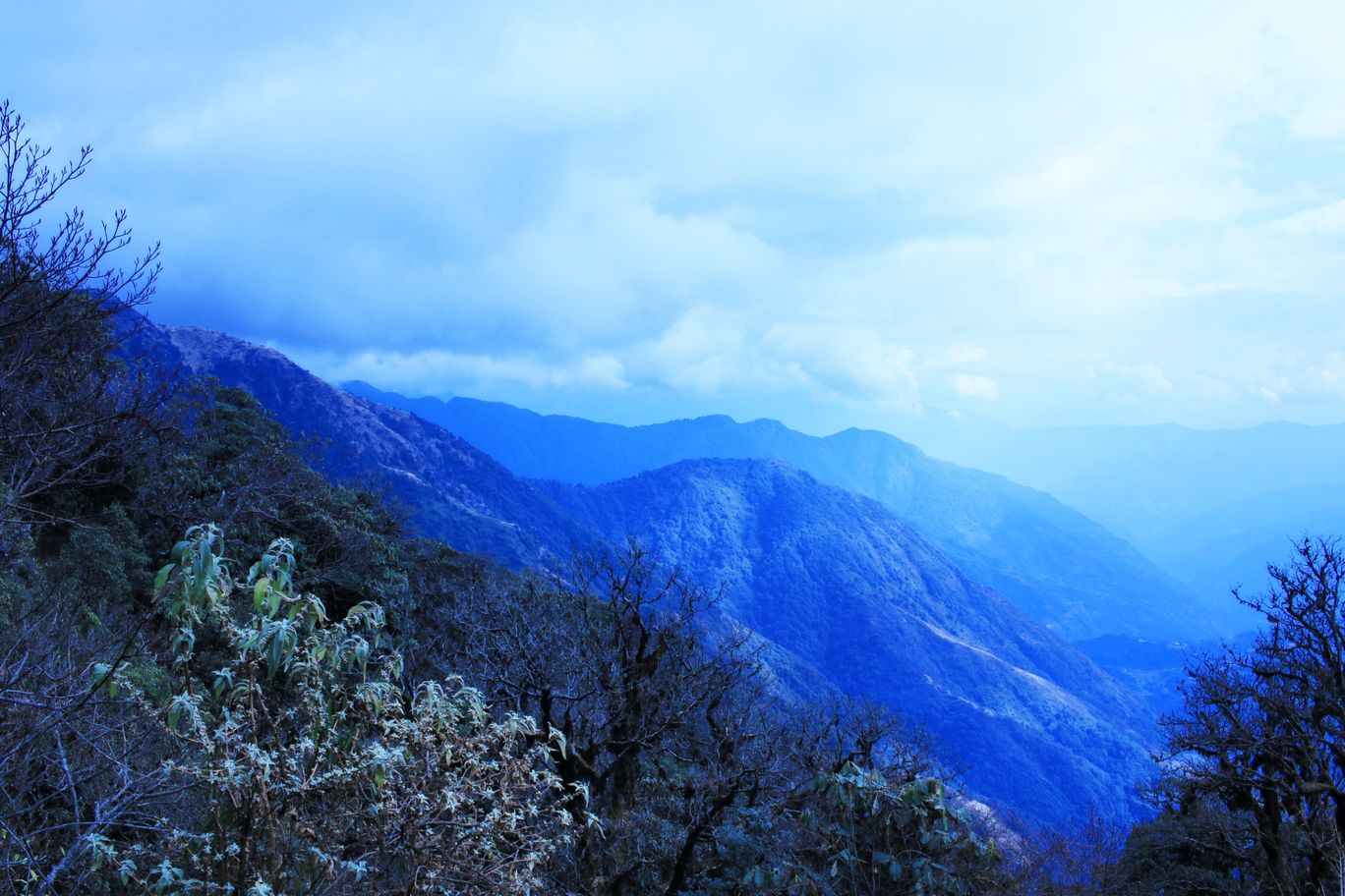 Photo of Sikkim By Moupiya Banerjee