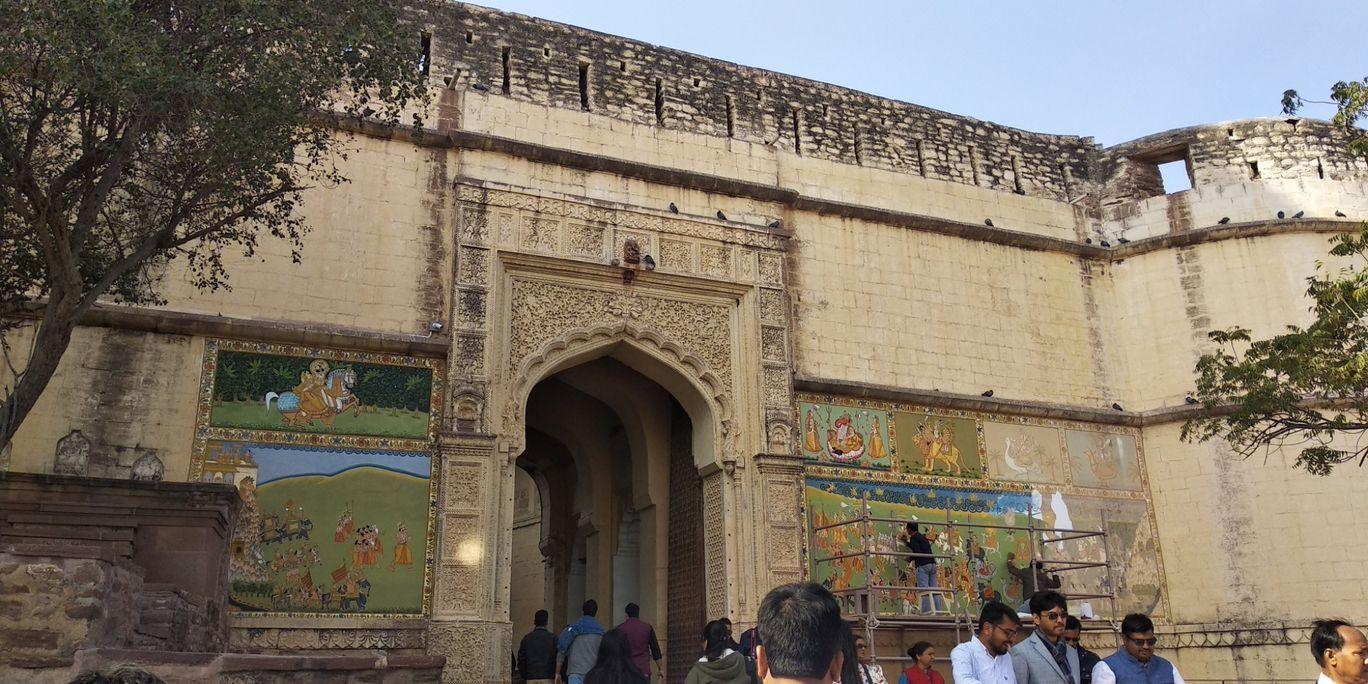 Photo of Rajasthan By Ananya