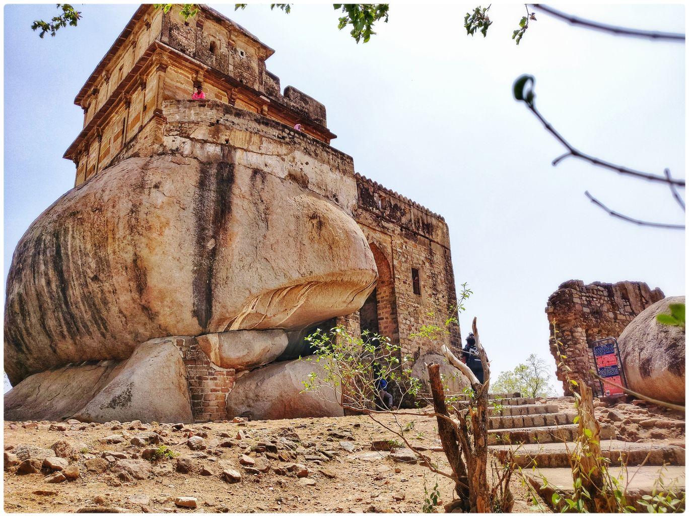Photo of Rani Durgawati Fort By Bunny Ayush Kushwaha