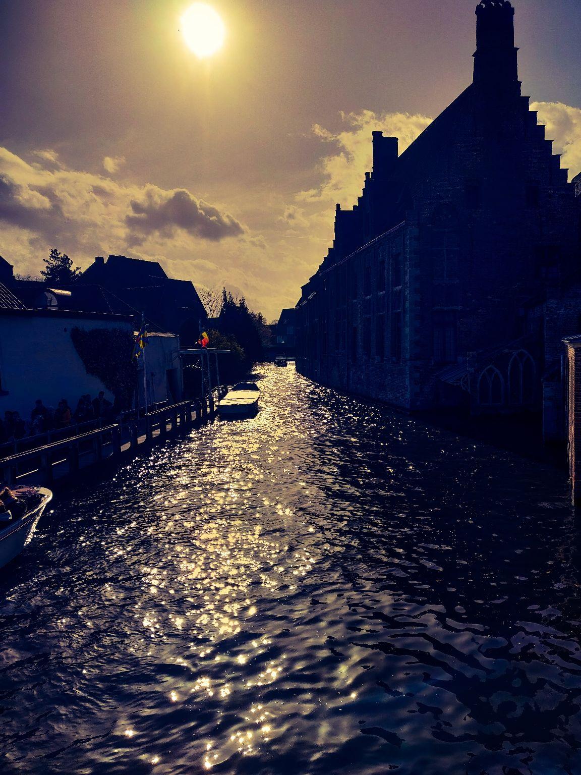 Photo of Brugge By Radhika Arora