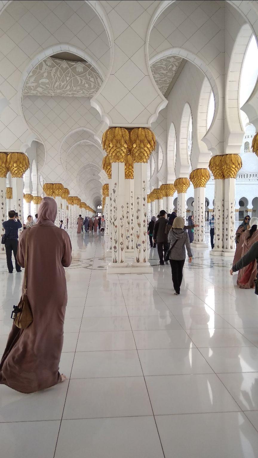 Photo of Abu Dhabi - United Arab Emirates By Papiha Ghosh