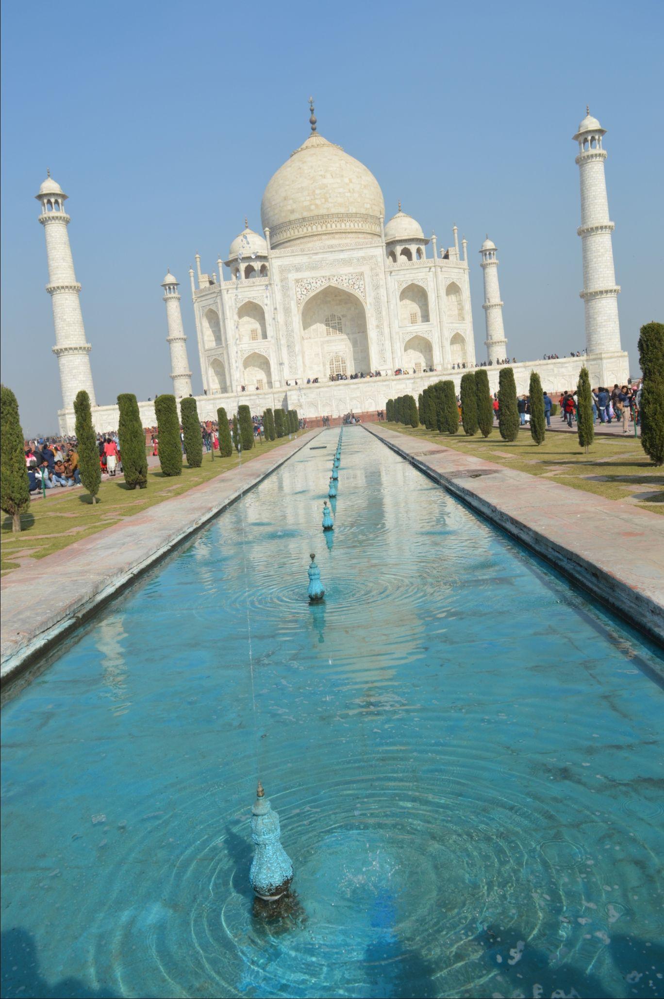Photo of Agra By Ranjan Rai