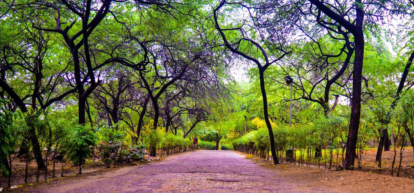Photo of Panchkuian Marg By Pratap Kumar.P