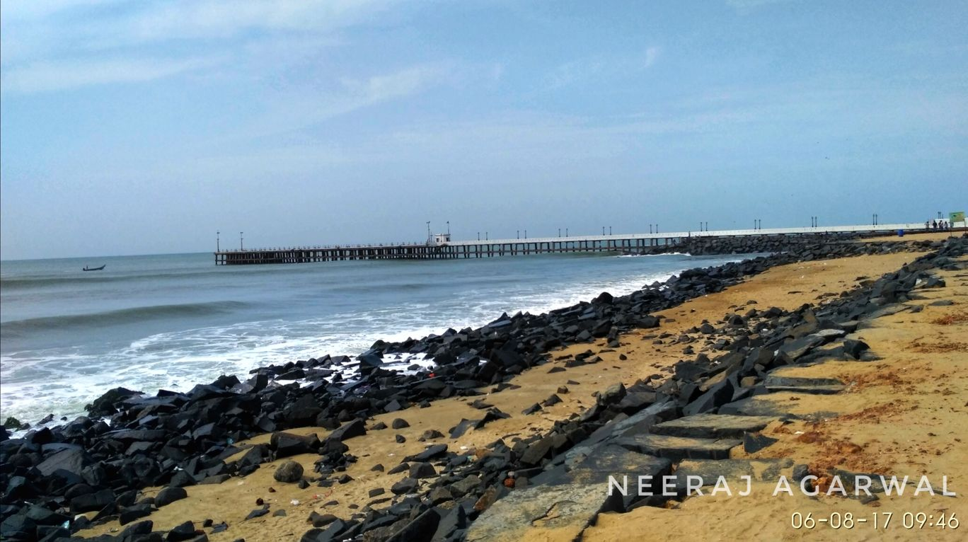 Photo of Puducherry By Neeraj Agarwal