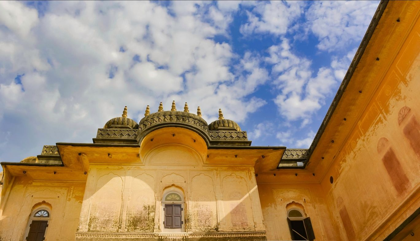 Photo of Nahargarh Fort By Amit Mishra