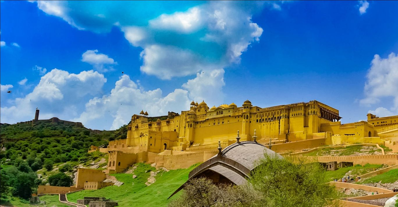 Photo of Amer Fort By Amit Mishra