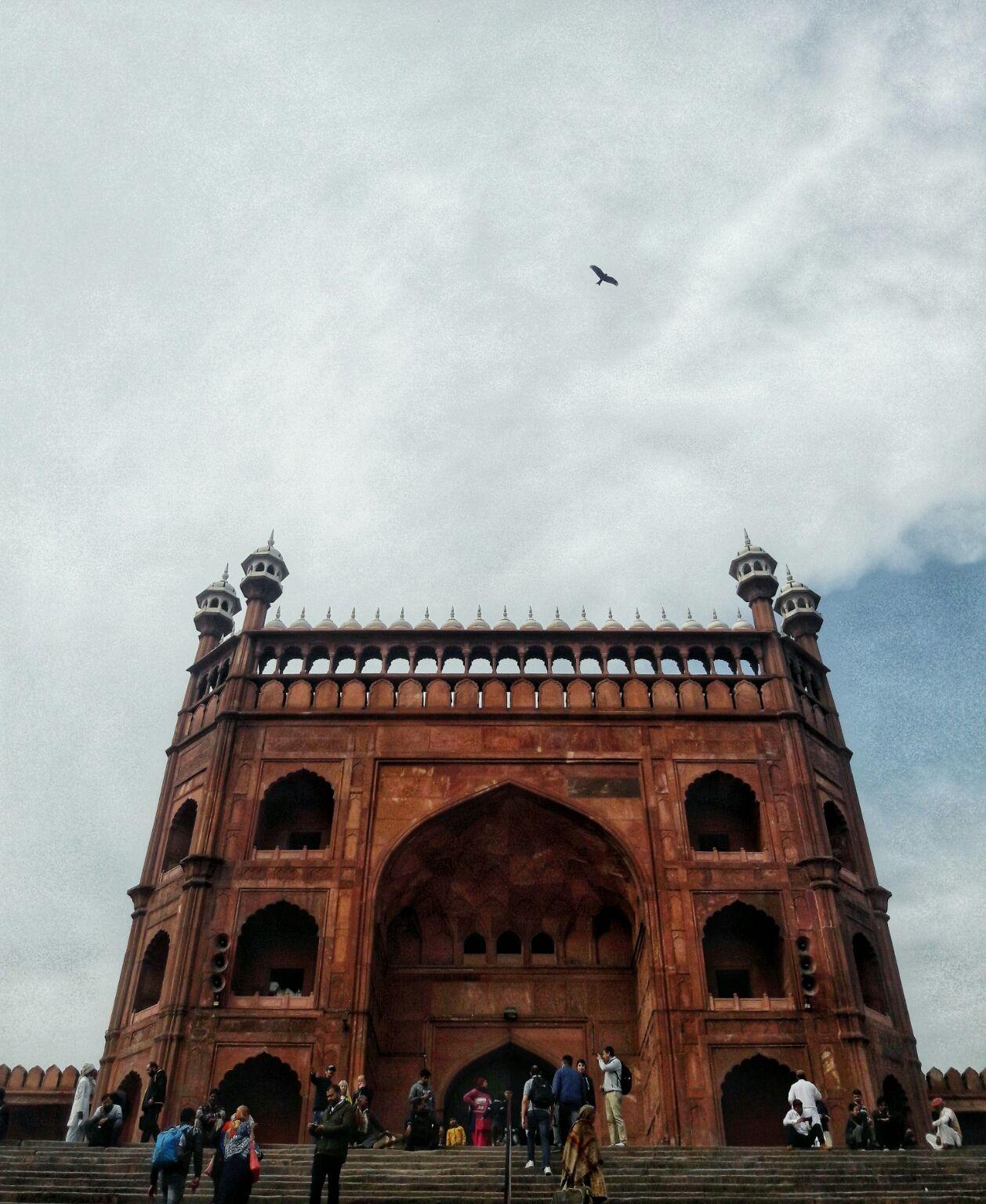 Photo of Jama Masjid By MoHin Thomas