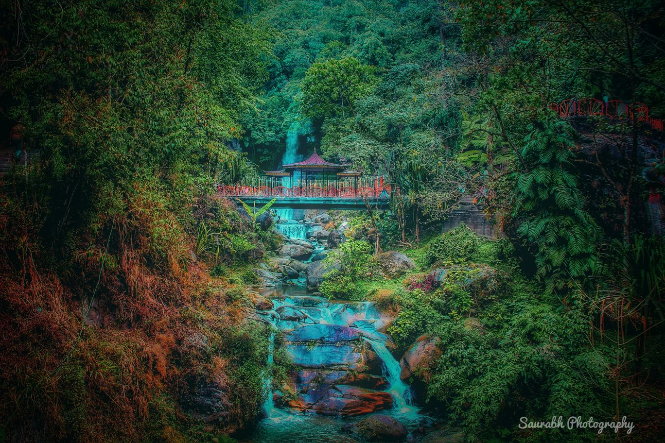 Photo of Banjhakri Falls and Park By Himanshu Gupta