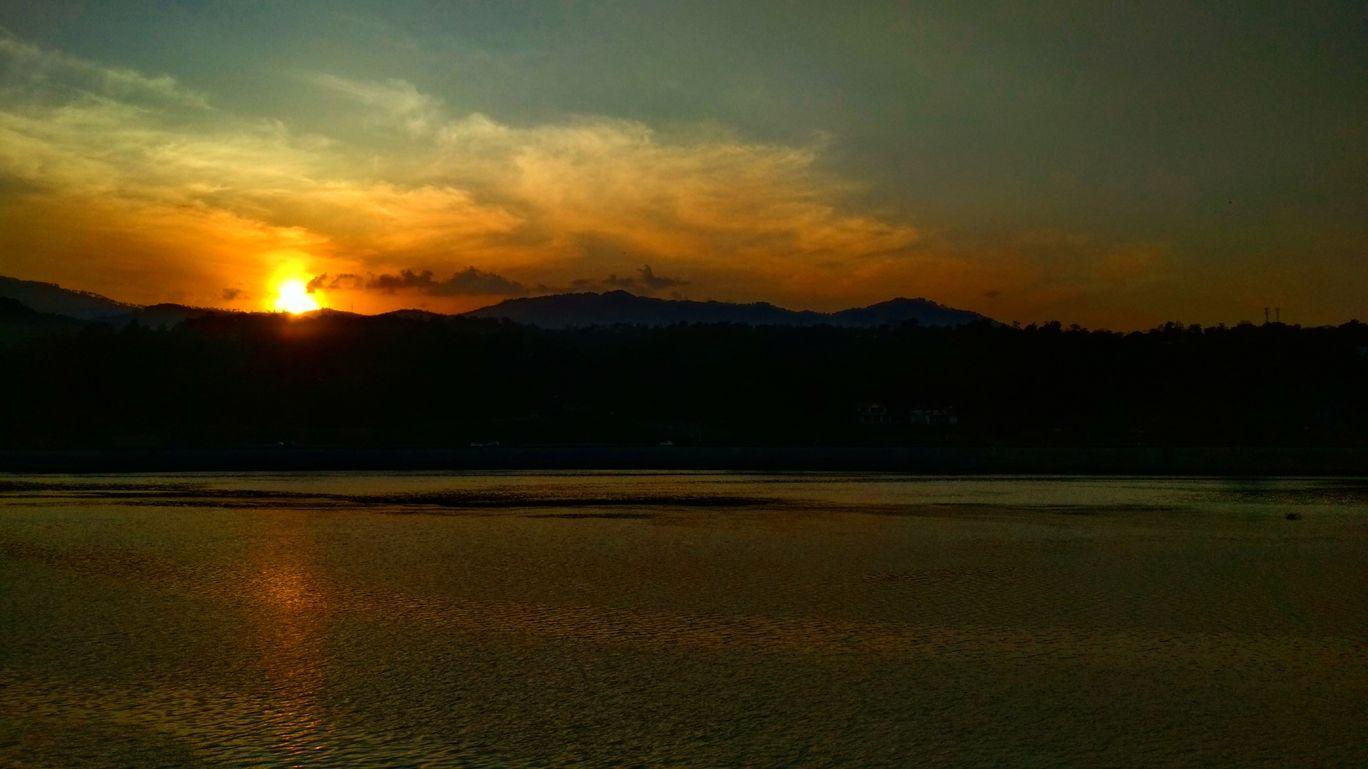 Photo of Sunder Nagar Lake By Neeraj Mehta