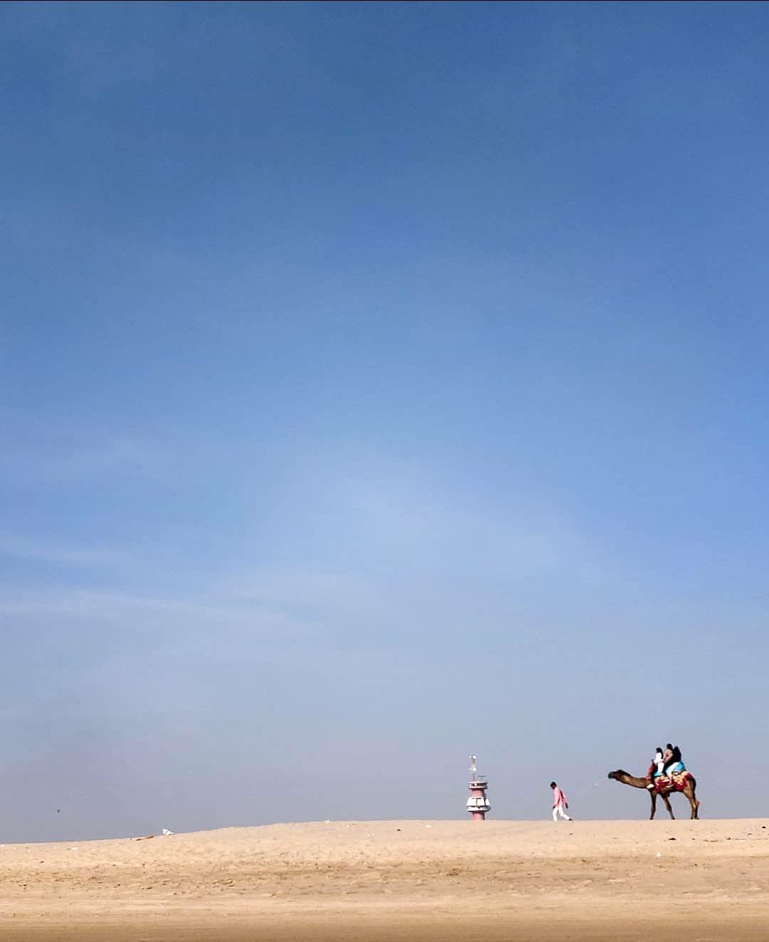 Photo of Mandvi Beach By Rishabh Tripathi