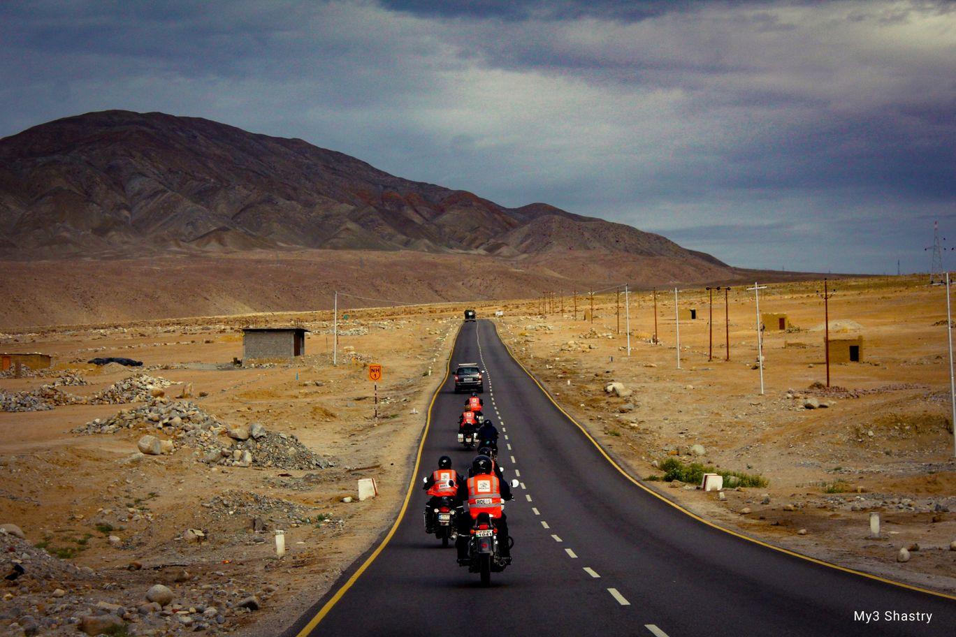 Photo of Ladakh By Mythri Shastry