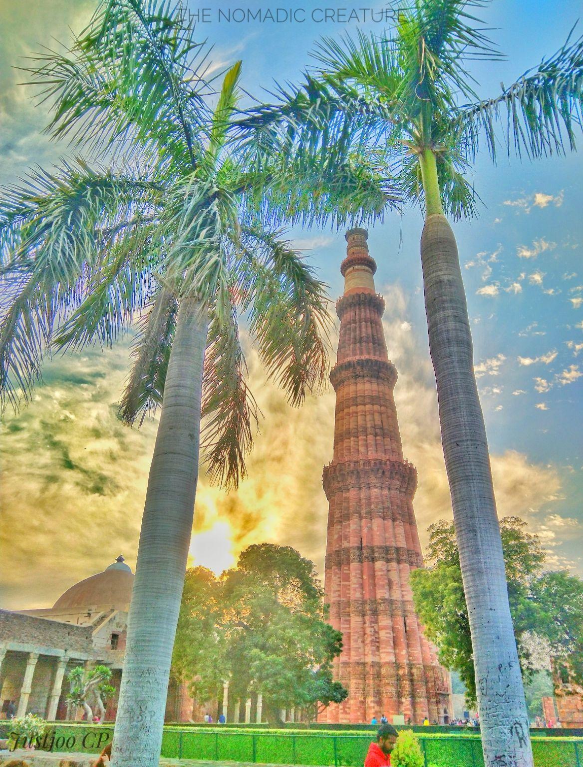 Photo of Qutub Minar By Justjoo CP