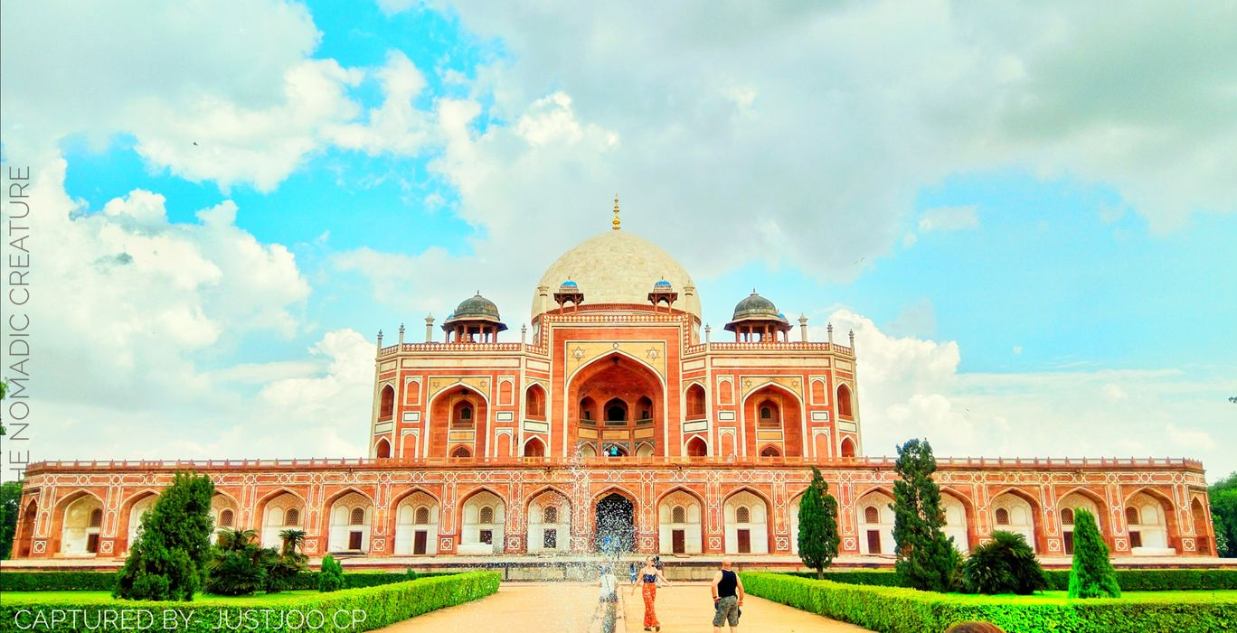 Photo of Humayun's Tomb By Justjoo CP