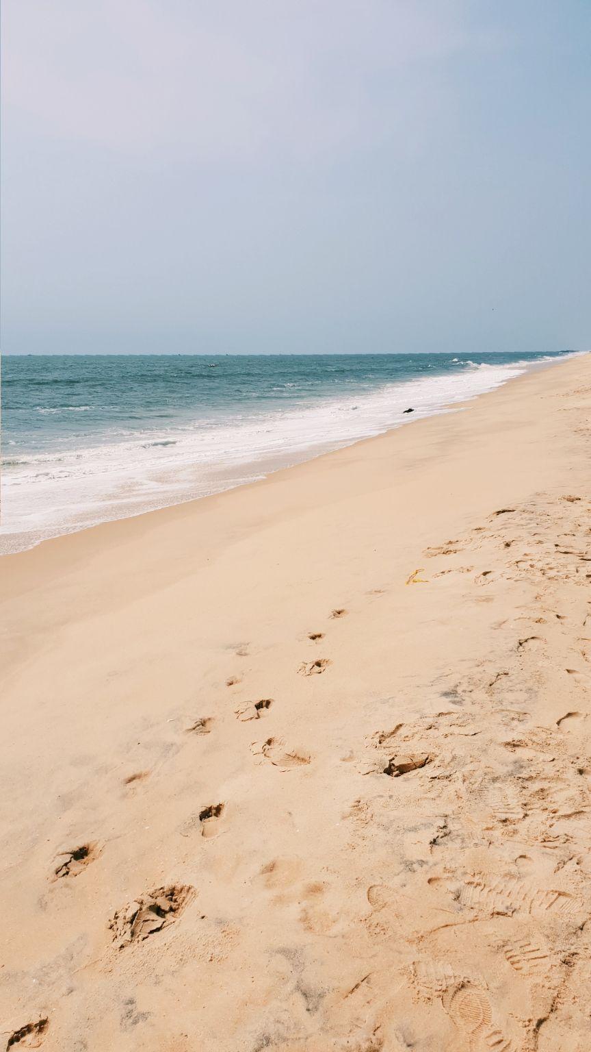 Photo of Marari Beach By Simran Jyot Kler