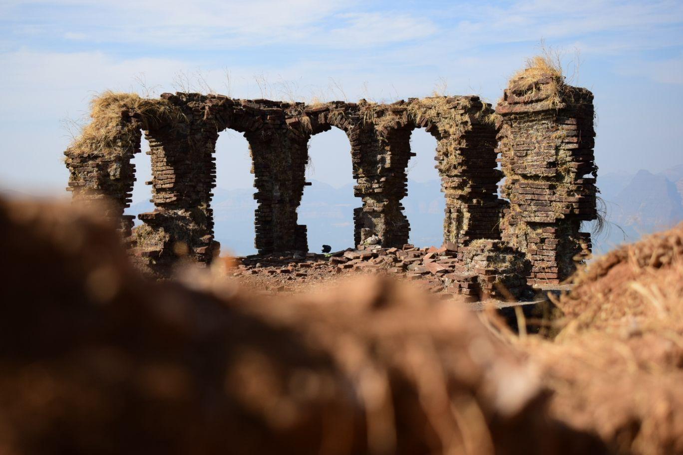 Photo of Raigad Fort By Sanket Patil