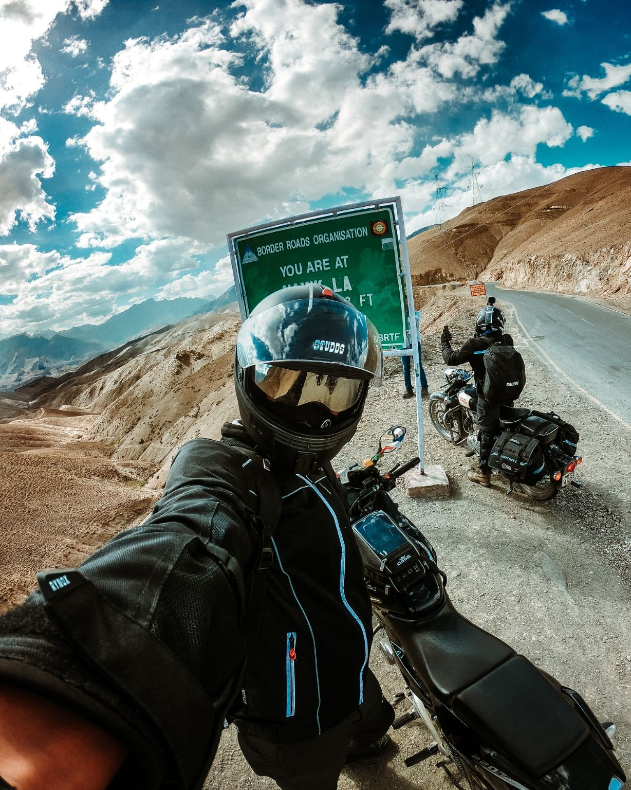 Photo of Namikala Pass By Vimal Chaunkaria