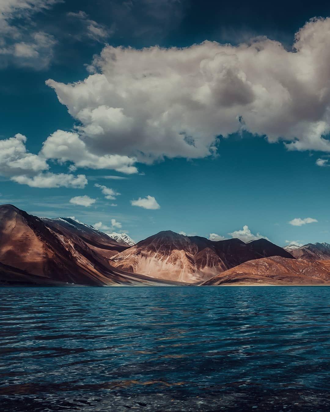Photo of Pangong Lake By Vimal Chaunkaria