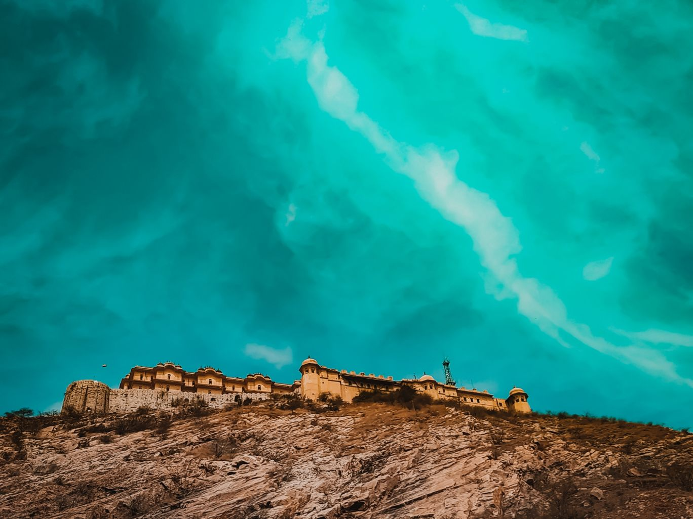 Photo of Nahargarh Fort By moto mate