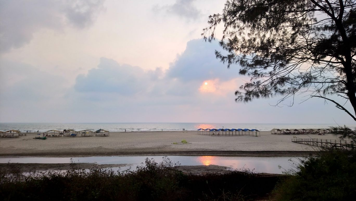Photo of Mandrem Beach Goa By guriqbal singh